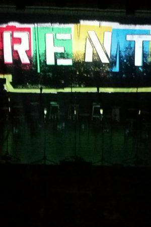 Gran èxit al concert de RENT!!!